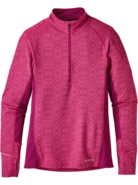 Patagonia All Weather Midlayer Dames roze
